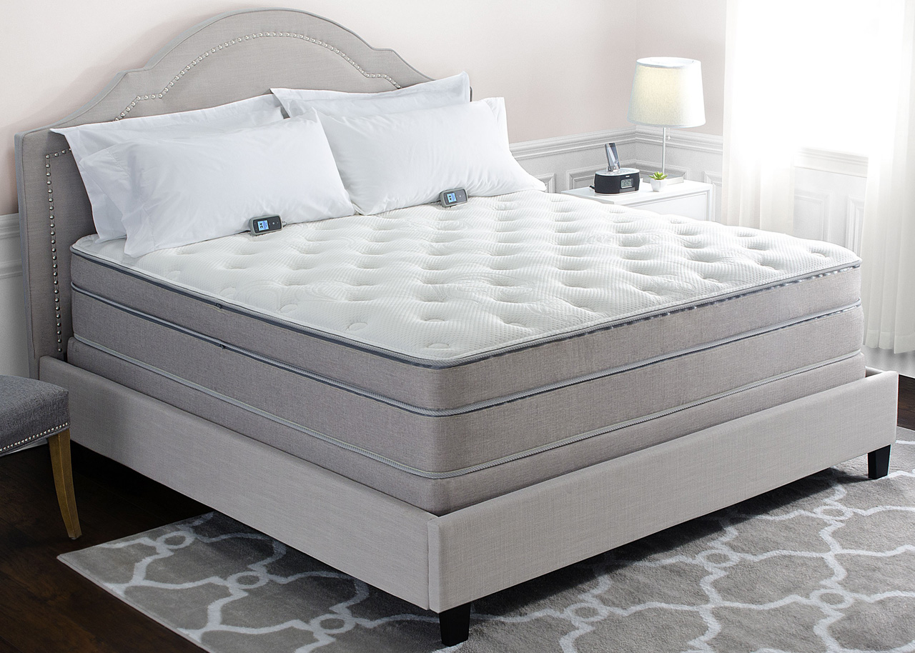 Sleep Number I10 Bed Compared To Personal Comfort A10