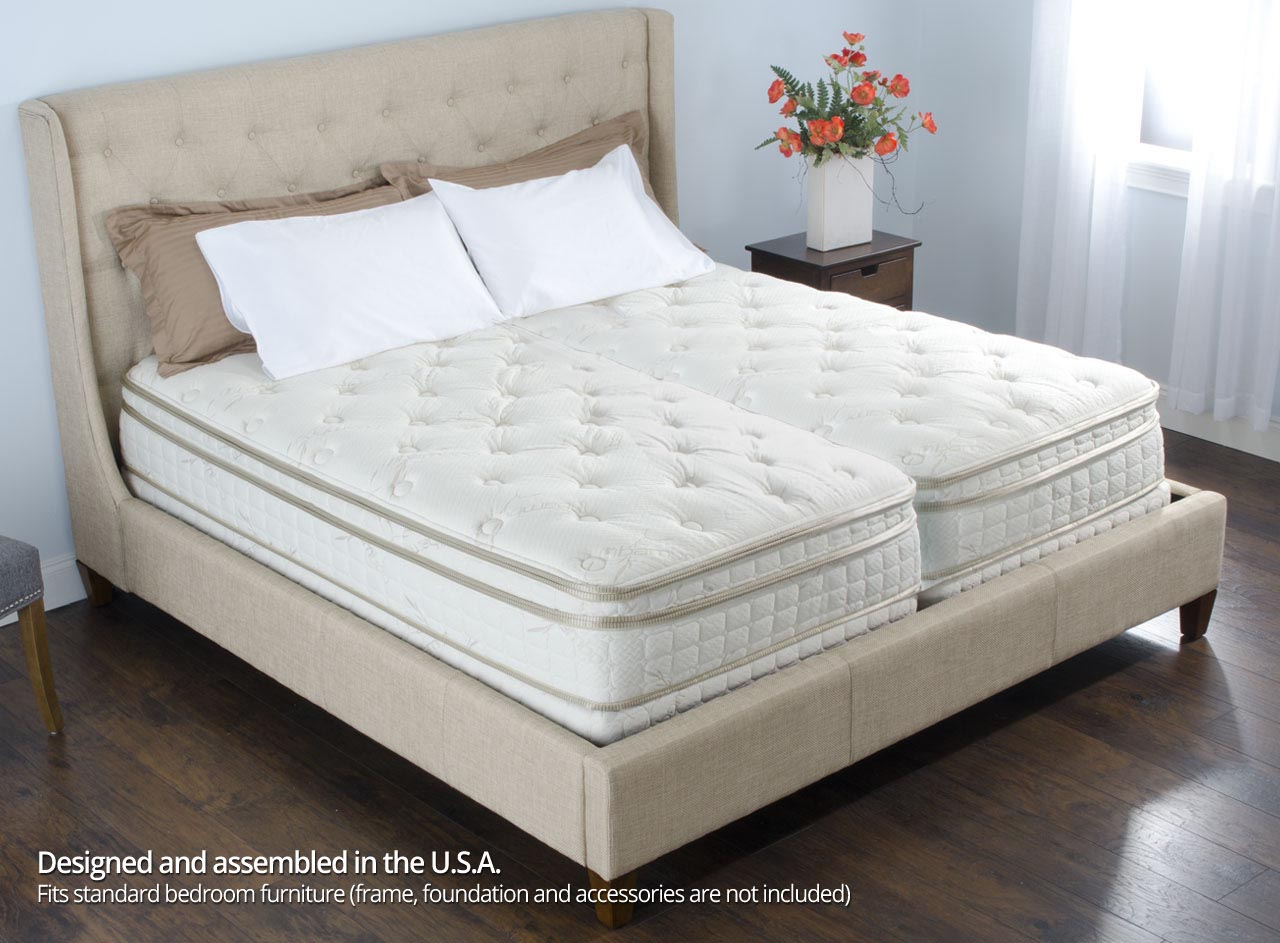 12 Personal Comfort A6 Bed Vs Sleep Number Bed P6
