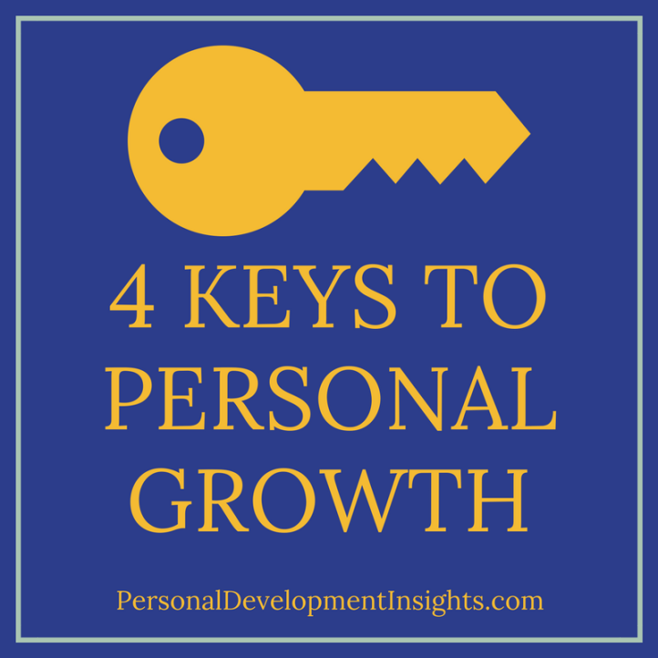 4 Keys to Personal Growth