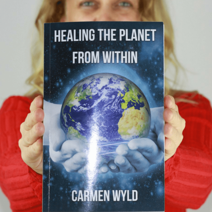 Healing the Planet from Within BOOK