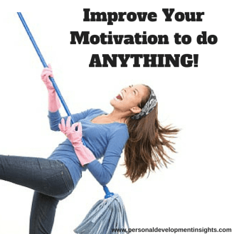 improve motivation with personal development