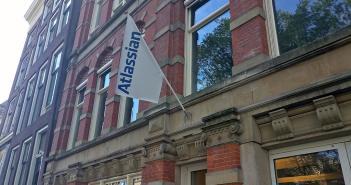 Atlassian headquarters in Amsterdam, Netherlands