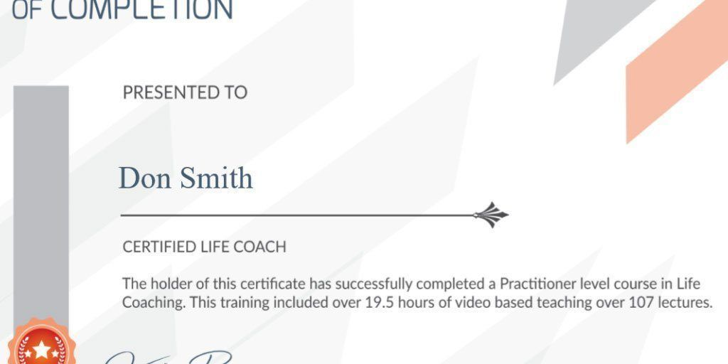 Life Coaching Certification Course Review Becoming A