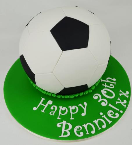 Soccer ball - KC135
