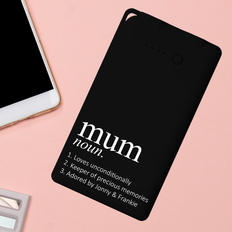 Mother's Day Powerbanks
