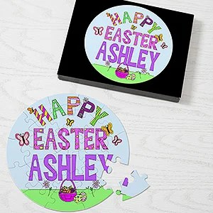 Easter Puzzle for Kids