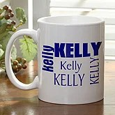 Personalized Just For You Coffee Mug - 4555