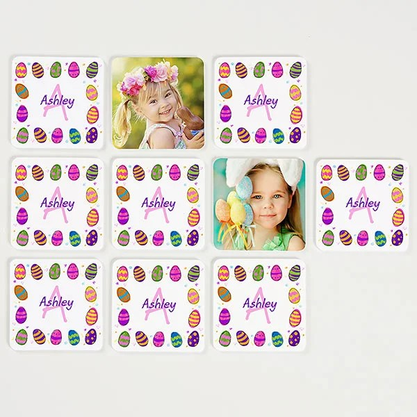 Easter Memory Game for Kids