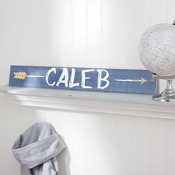 Custom Name Decor