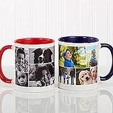 Photo Collage Personalized Coffee Mug - 8214