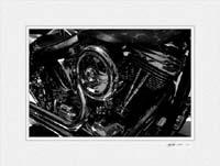 Harley Santa Barbara ©Gary Hayes 2005
