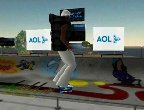AOL Skate