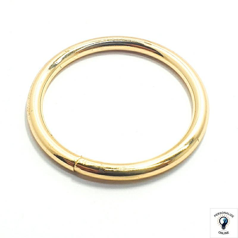 argola dourada