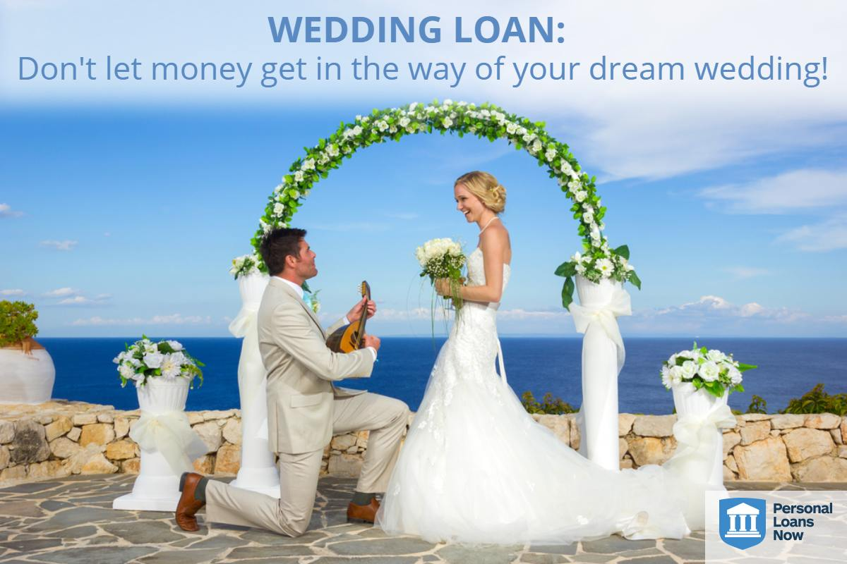 Finance Your Dream Wedding Wedding Loans From Personal