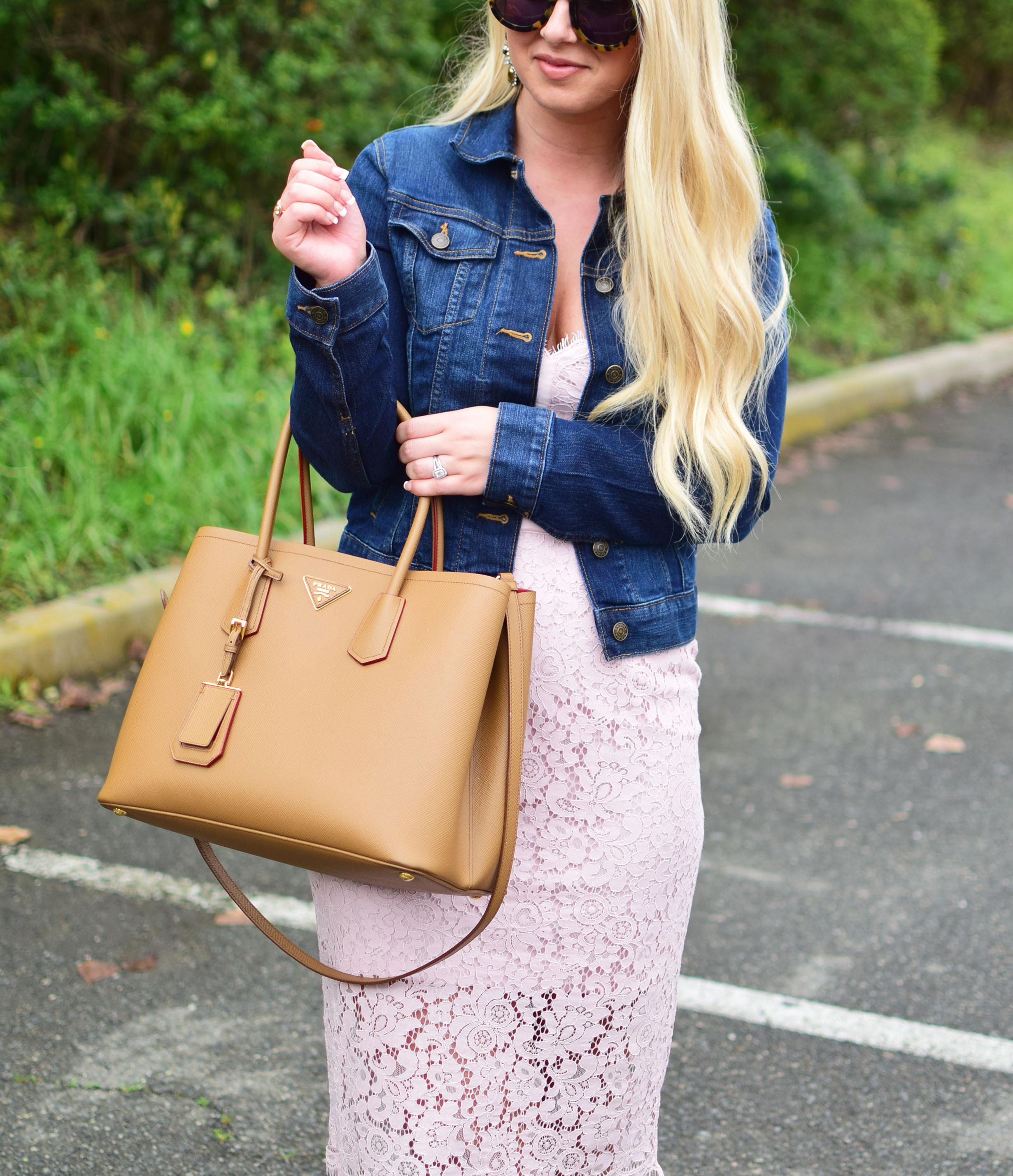 2a4bb0d8bca Denim + Blush Pink Lace - Personally Styled Blog