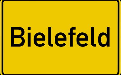Wieder in Bielefeld