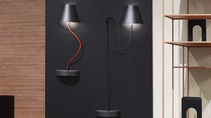 LAPILLA: Magnetic light by Ronda design