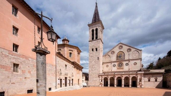 Spoleto: visite guidate al complesso monumentale