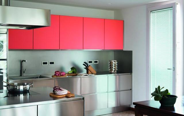 ABIMIS: la cucina con qualsiasi finitura