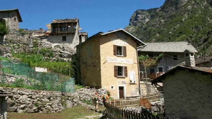 Savogno e Codera: i borghi fantasma della Valtellina