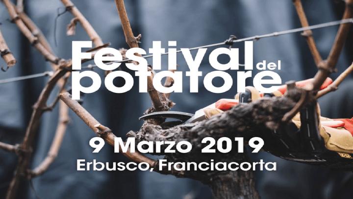 Il 9 marzo 2019 in Franciacorta il 1° Festival Italiano del Potatore