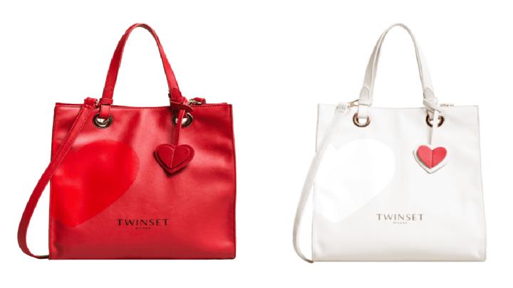 TWINSET presenta la nuova Borsa Mon Coeur. Moda e solidarietà a braccetto