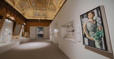 14. Exposición Tamara de Lempicka. Reina del Art Déco. Foto. Jesús Varillas