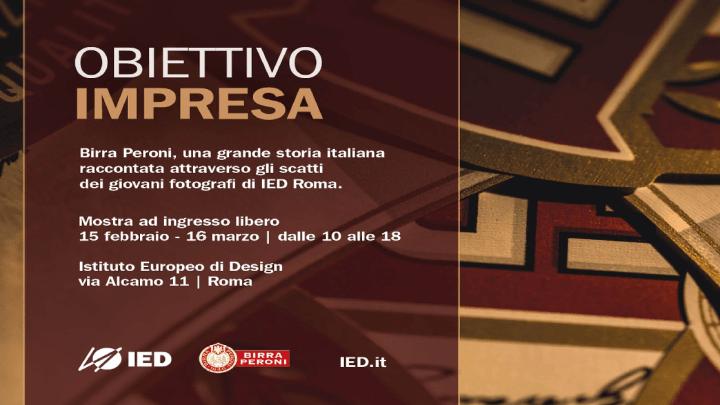Obiettivo Impresa – La mostra fotografica dedicata a Birra Peroni