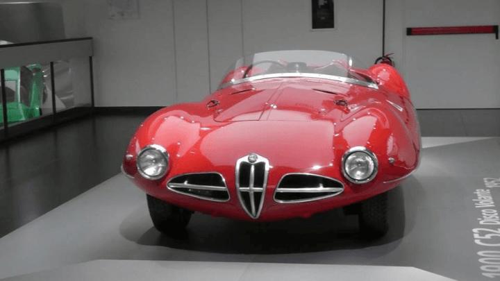 Il Museo Alfa Romeo di Arese