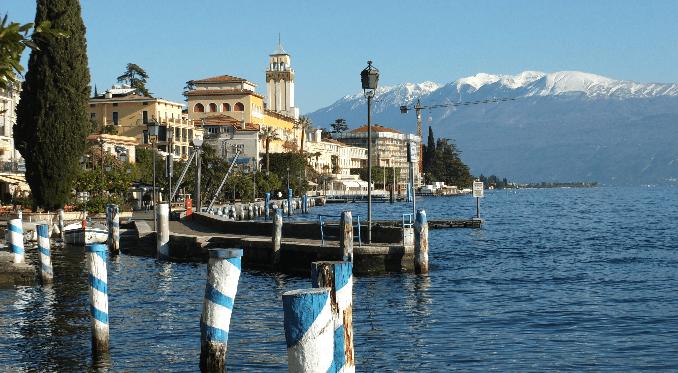 L'incanto di Gardone Riviera