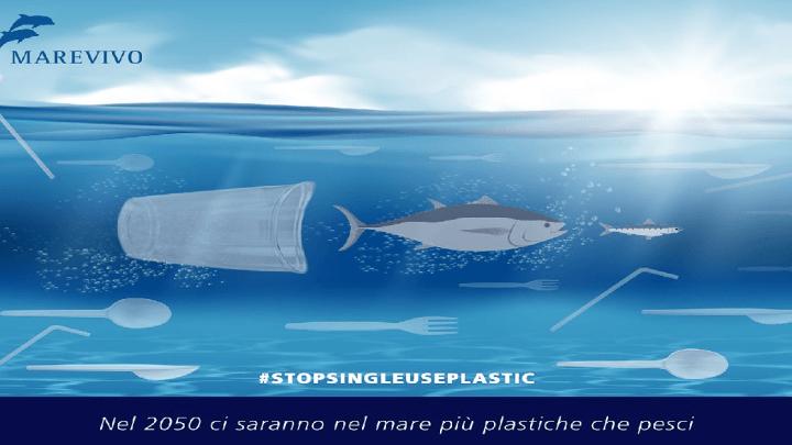 Università italiane plastic free con Marevivo