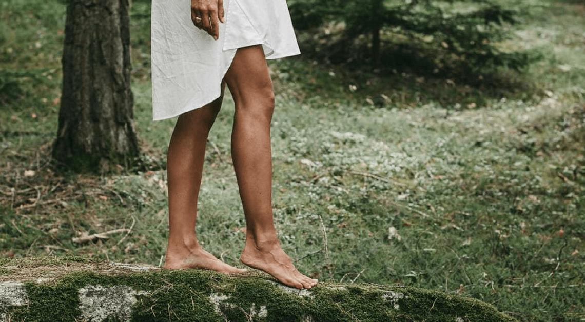A piedi nudi nei parchi – Dove fare il barefooting in Italia