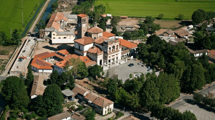 Il Santuario della Bozzola