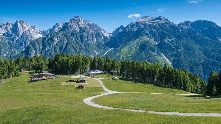 Estate in anticipo a Cortina: aperti i primi impianti