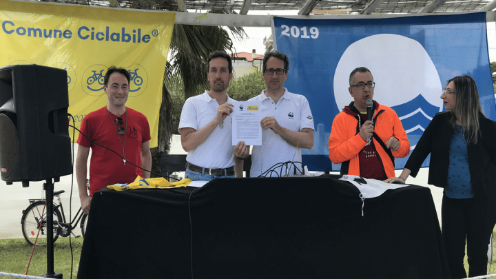 FIAB e WWF insieme per la mobilità ciclistica e il turismo in bicicletta