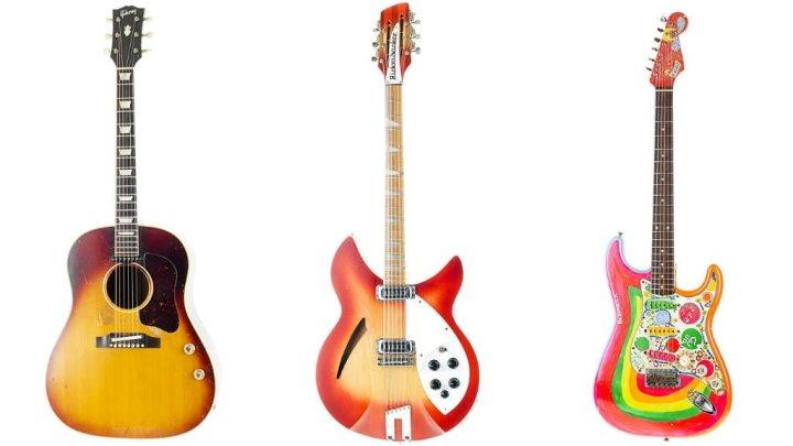 The Guitar Collection George Harrison: un' APP per iPad