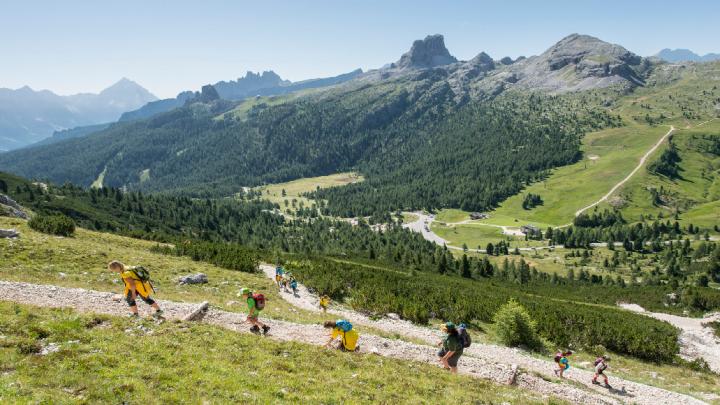 A Cortina d'Ampezzo tutta l'energia di un'estate olimpica
