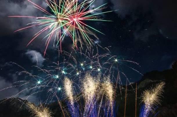 Vette di Artificio 2019
