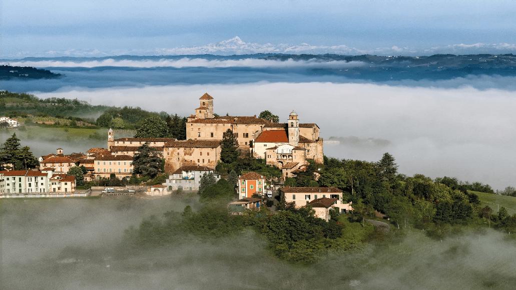 Morsasco: delizioso borgo nelle colline del Monferrato Ovadese
