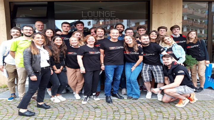TEDx Cortina: la parola al futuro