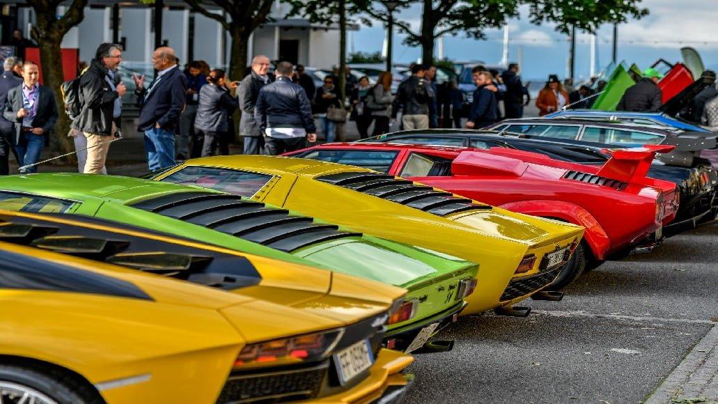 """Ritorna il Concorso di Eleganza """"Lamborghini & Design"""""""