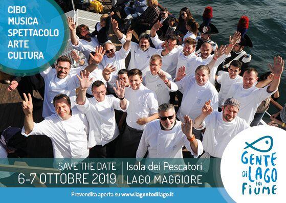 Gente di Lago 2019 sul Lago Maggiore: Chef stellati daranno il meglio di se in affascinanti location