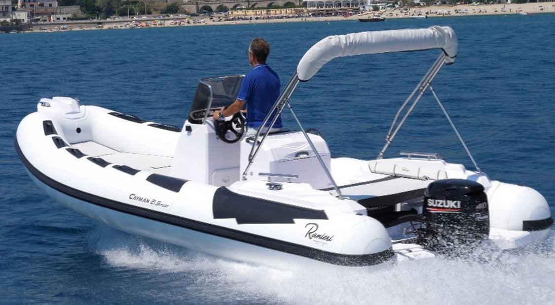 Nuovo Suzuki DF40A ARI: il fuoribordo senza patente con una spinta in più