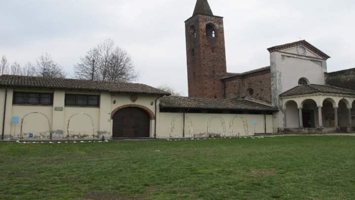 Abbazia di Sant'Albino a Mortara: la storia è passata in Lomellina