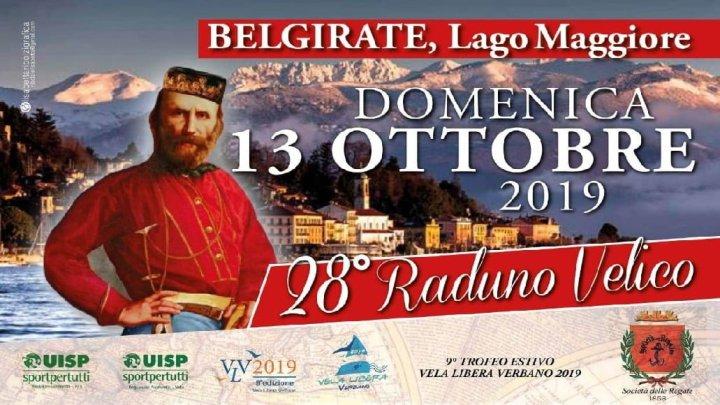 Raduno Camicie Rosse 1858 a Belgirate: l'estate sul Lago Maggiore non finisce mai