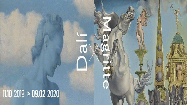 Dalì & Magritte: le icone del surrealismo si incontrano a Bruxelles