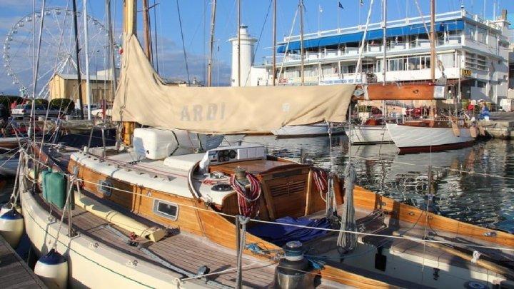Il Club Nautico Versilia culla delle vele storiche