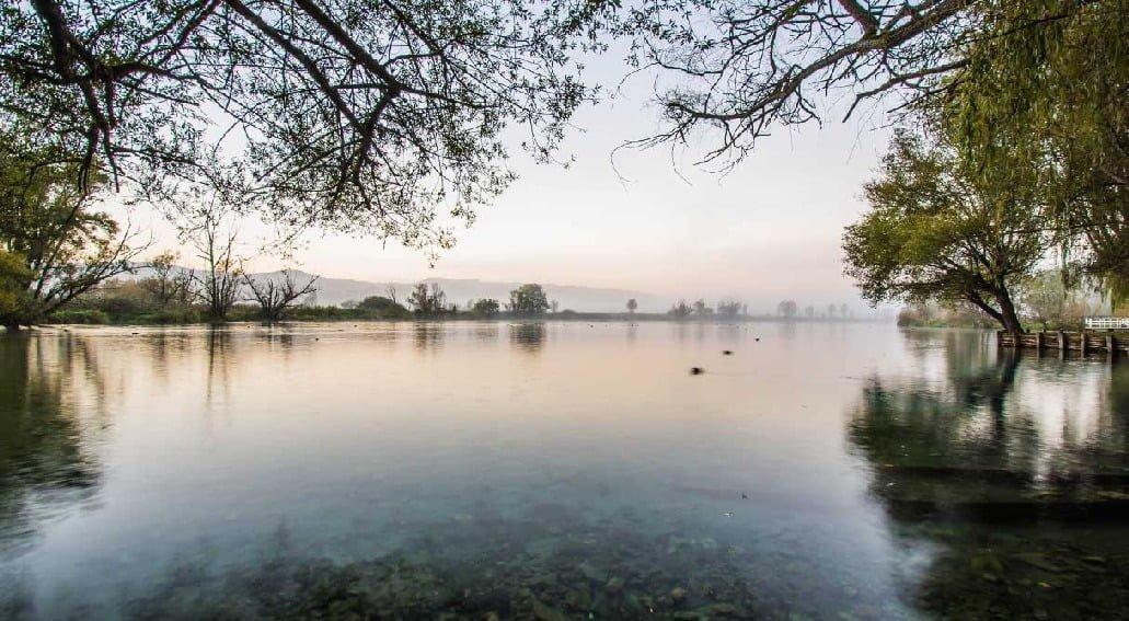 Lago di Posta Fibreno e la sua isola galleggiante che incanta e stupisce