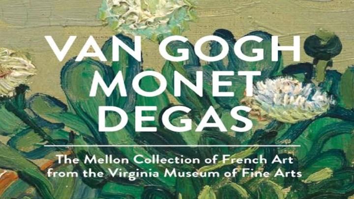 Van Gogh, Monet, Degas, The Mellon Collection, in esposizione a Padova