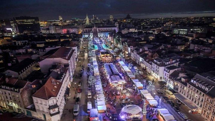 Mercatini di Natale a Bruxelles: tradizione, vintage e sostenibilità ambientale